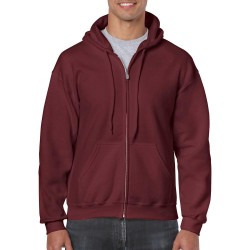 Hooded Sweat Jacket Gildan 293.09 (3XL-5XL)
